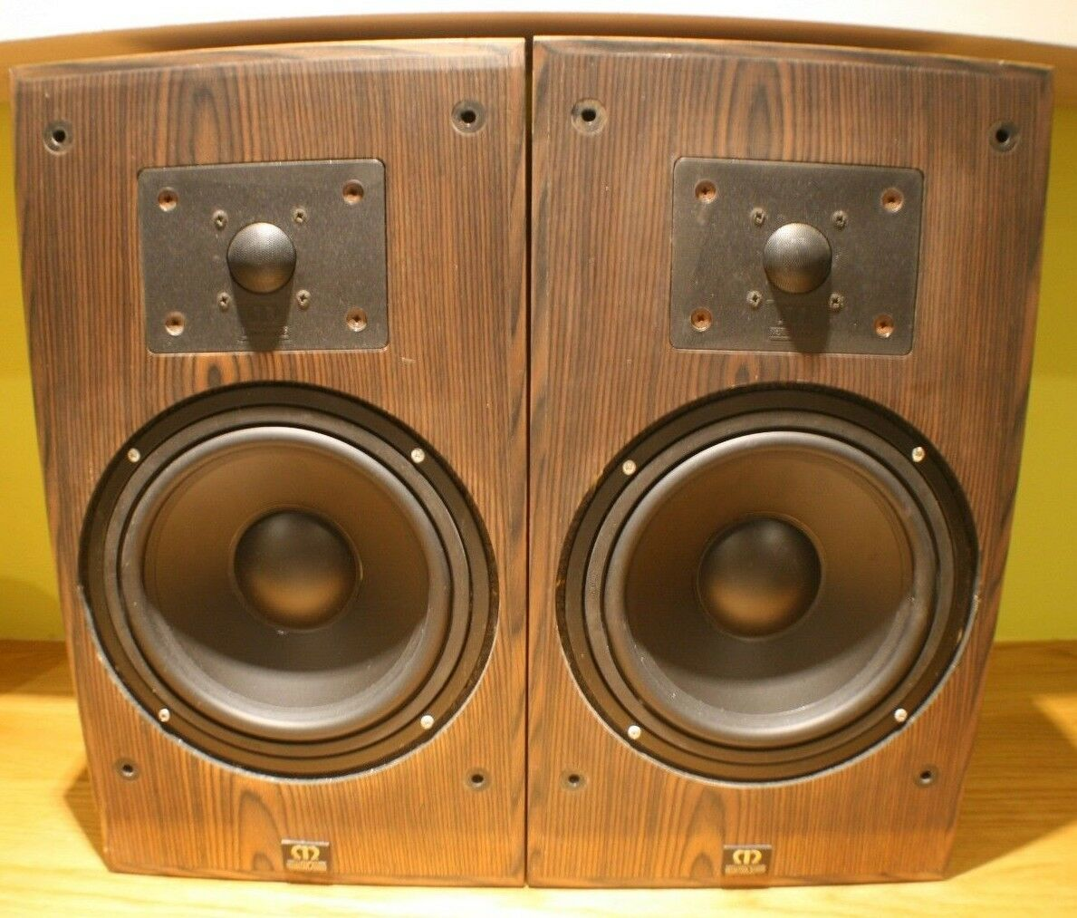 Vintage Monitor Audio R852 R852 MD Hifi Speakers