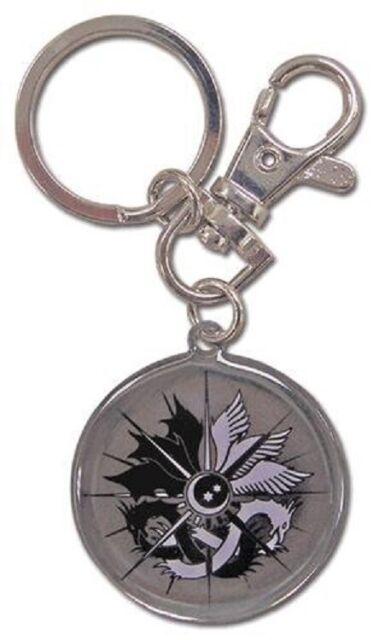 Details about  /Anime Blue Exorcist Rin Basilisk Gennosuke Castlevania Code Geass Keychain Charm