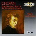 Frederic Chopin - Chopin: Etudes Op. 10 & 25; Trois Nouvelles Études (1987)