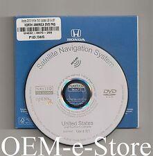 2013 Update 2010 2011 2012 Honda Accord Crosstour Navigation DVD Map U.S Canada