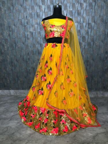 Bridal Heavy Lehenga Choli Indian Pakistani Women/'s Special Lengha New Ethnic