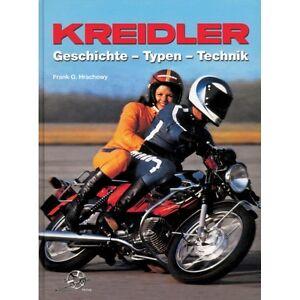 KREIDLER-Geschichte-Mofas-Mokicks-Leichtkraftraeder-Typen-Modelle-Technik-Buch