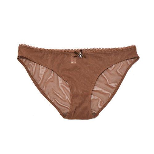 See-through Mesh Unlined Bra Non Padded Ultra Thin Bralette Underwear Briefs