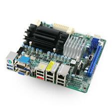 ASRock AD2550R Intel Atom Mini-ITX Server Board w/ Dual Intel LAN, Teaming, TPM