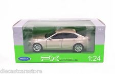 Welly BMW 535I GOLD New In Box 1/24 Diecast Cars 24026W-GLD