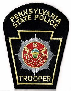 PENNSYLVANIA-STATE-POLICE-TROOPER-SHOULDER-IRON-or-SEW-ON-PATCH