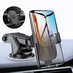 Qi-Fast-Wireless-Car-Charger-Gravity-Sensor-Car-Holder-For-iPhone-12-Pro-11-XS-8