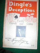 Dingle's Deceptions - Derek Dingle