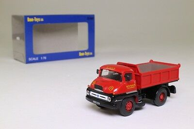 Base Toys D-66; Ford Thames Trader; 4 Wheel Tipper, Wynn's; Excellent Boxed