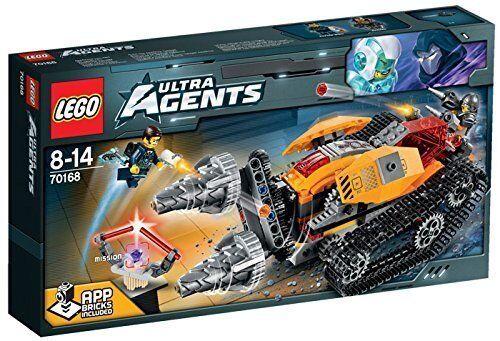 Lego Ultra 70168 Japan Import By Lego Agents Vbmbeq7087 Lego
