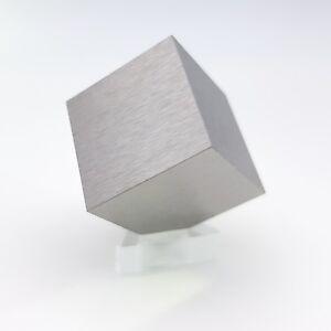 20mm Tungsten Cube Bar pure (99.95% W)