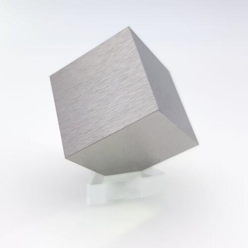 20mm Wolfram Würfel Barren rein 99.95/% W