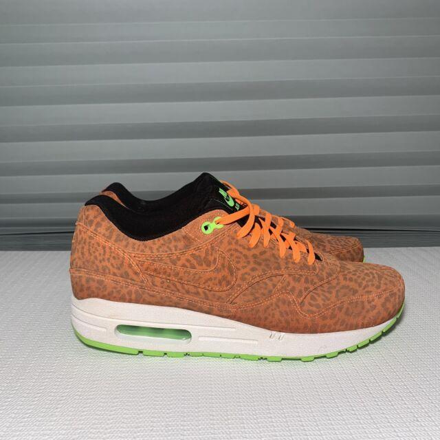 Nike Air Max 1 FB Orange Leopard