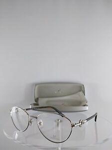 8700f20b58c Image is loading New-Authentic-Swarovski-Eyeglasses-Betty-Lou-SW-5054-