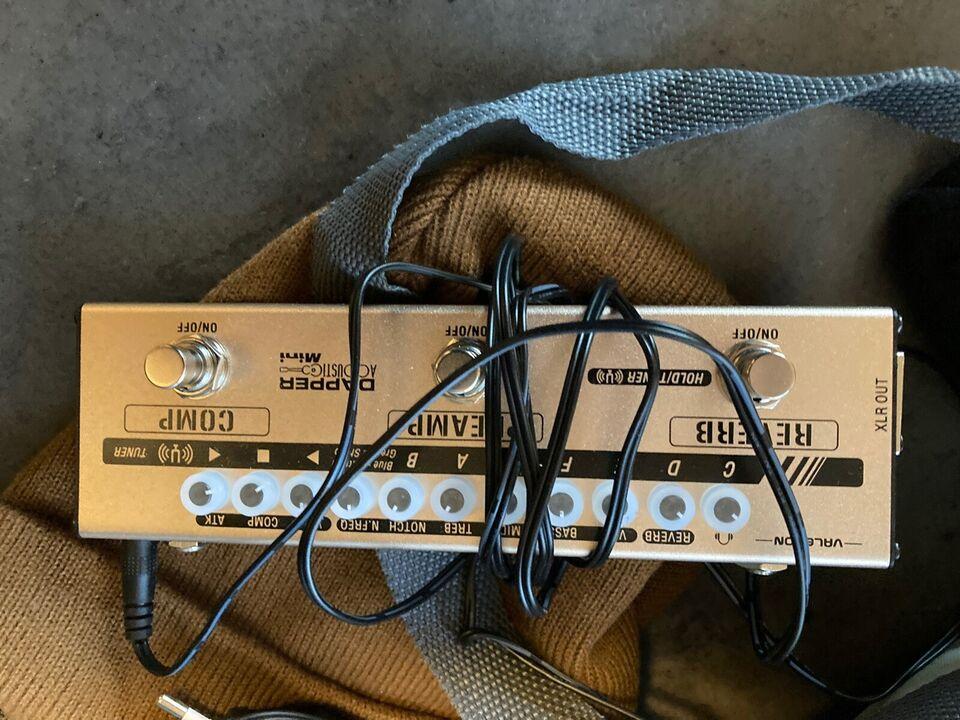 Guitar Pedal, Andet mærke Effects Strip