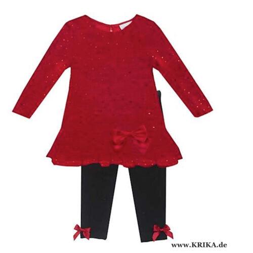 SET Kleid /& Leggings H276195 Mädchen Outfit NEU aus USA RARE EDITIONS 2tlg