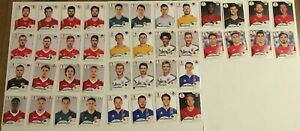 Panini-coupe-du-monde-2018-de-40-Stickers-sans-numero-McDonalds-World-Cup-18-without-Numbers