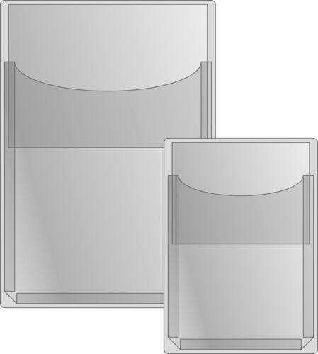 10x Selbstklebe-Dehnfaltentasche mit Lasche Selbstklebetasche Füllvermögen