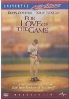 FOR LOVE OF THE GAME (DVD, 2003) NEW