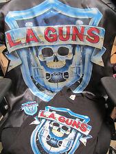 L.A.Guns Bundle - T-Shirt,Patch,& Tapestry Rock n Roll Sunset Strip HollyWood