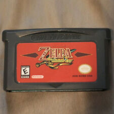 Legend of Zelda The Minish Cap Game Card Child Gift Nintendo Game Boy Advance x1