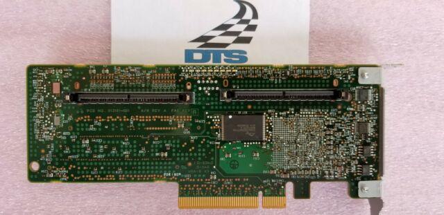 HP SMART ARRAY P400 CONTROLLER SAS FOR HP DL180 G5 DL380 G5 DL580 G5 012760-002