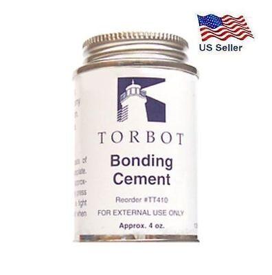 Torbot Liquid Skin Bonding Adhesive Cement, 4oz - Ostomy - Liquid Latex Glue
