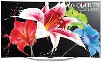 Lg Electronics 55ec9300 55-inch 1080p 3d Curved Oled Tv (2015 Model) on Sale