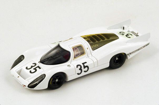 SPARK Models Porsche 907 No.35 Le Mans 1968 R. Lins - A. Soler-Roig S3479 1 43
