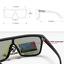 KDEAM-Men-Women-Large-Frame-Polarized-Sunglasses-Outdoor-Riding-Glasses-New thumbnail 7