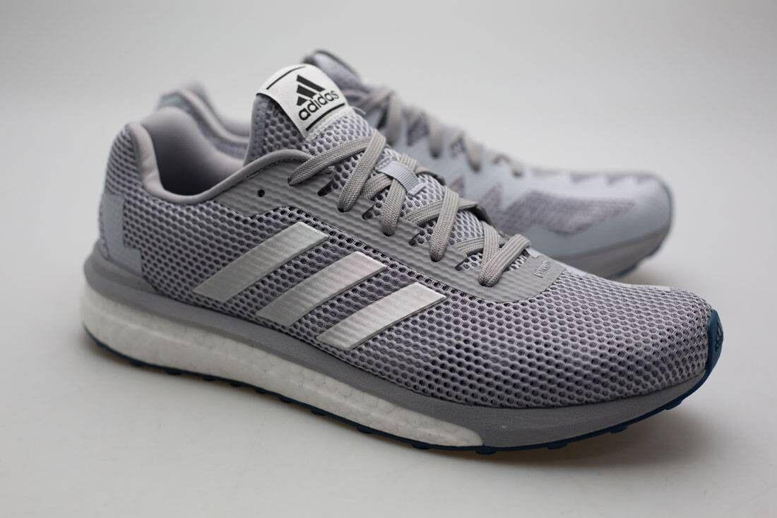Adidas uomini vendicativo gray metgrigio metgrigio gray argento metallico aq6084 grigio chiaro a9117f