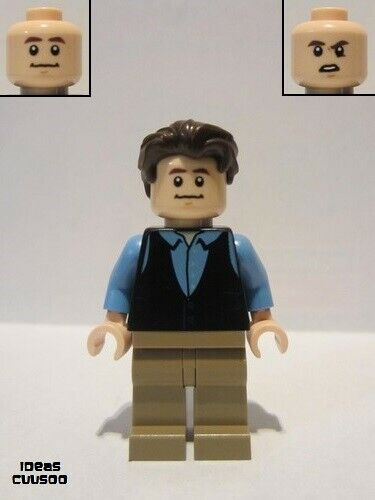 Lego Figure Chandler Bing idea058