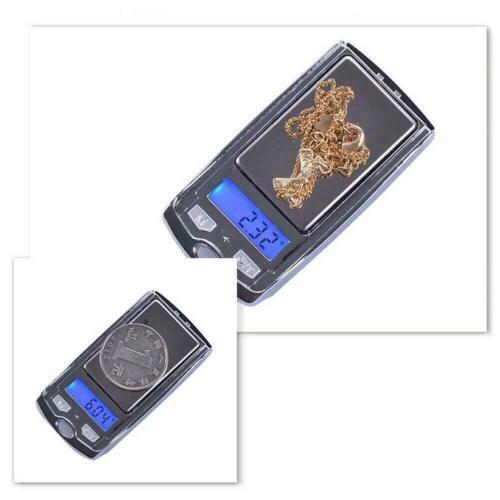 200G 0.01G Digitalwaage Autoschlüssel Schmuckwaage G5J9 Hochpräzise Waage 100G