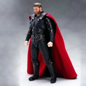 6-039-039-Thor-Action-Figure-Comic-Book-Hero-The-Avengers-Endgame-Infinity-War-Toy