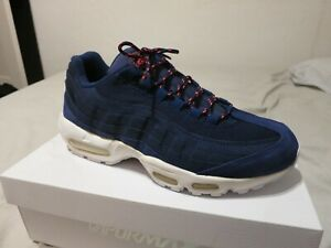 half off 81c62 d6d8e Details about Nike Air Max 95 Blue Stussy Limited Edition Size 10 Authentic