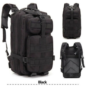 Chic Waterproof Outdoor Tactical Backpack Hiking Travel Rucksack Bag Durable