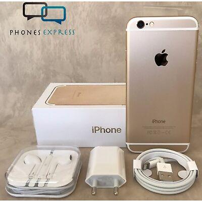 Apple iPhone 6 128Gb ORIGINAL Libre I ORO I Nuevo (otro) I PRECINTADO