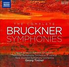 Bruckner: The Complete Symphonies (CD, Jan-2014, 12 Discs, Naxos (Distributor))