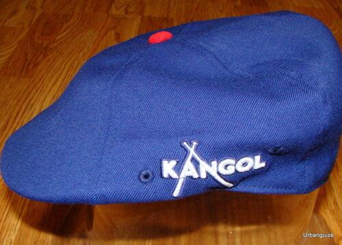 Navy//Cardinal  Kangol  Championship Series Flexfit  504  Cap  K1370FA