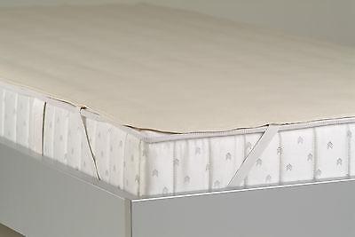 Moltonauflage Matratzenschoner Molton Auflage Matratzenauflage Matratzenschutz