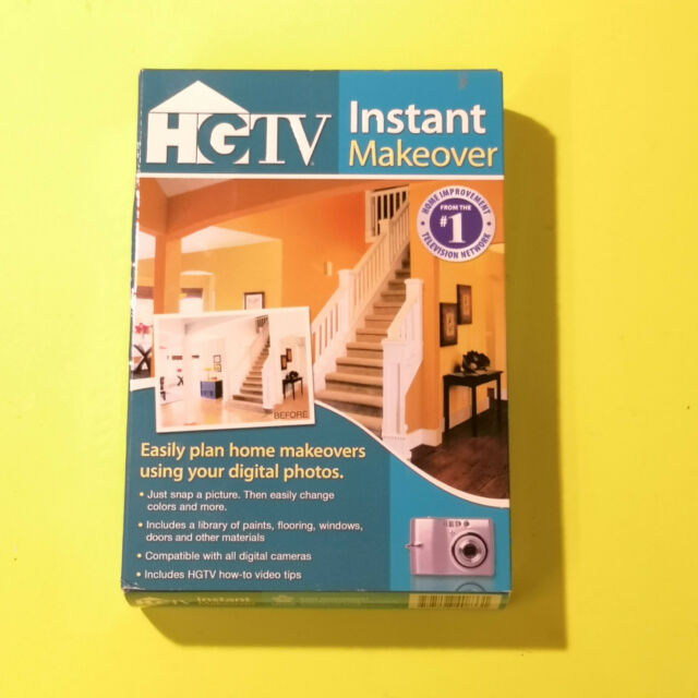 Hgtv Home Design Software: Nova Development HGTV Instant Makeover