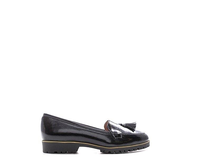 shoes PERLAMARINA PERLAMARINA PERLAMARINA Femme black PU 6907-NE 9a6e0c