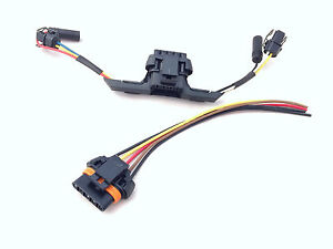 1pc for ford 94 97 powerstroke 7 3l diesel glow plug wiring harness rh ebay com