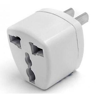 Universal European EU to US USA Power Plug Adapter Travel Charger Converter