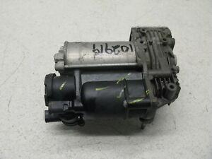 07-13-BMW-E70-X5-AIR-SUPPLY-SYSTEM-SUSPENSION-AIR-COMPRESSOR-PUMP-102919