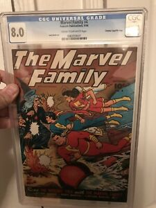 Marvel-Family-4-CGC-Golden-age-Golden-Age-Comic-1946