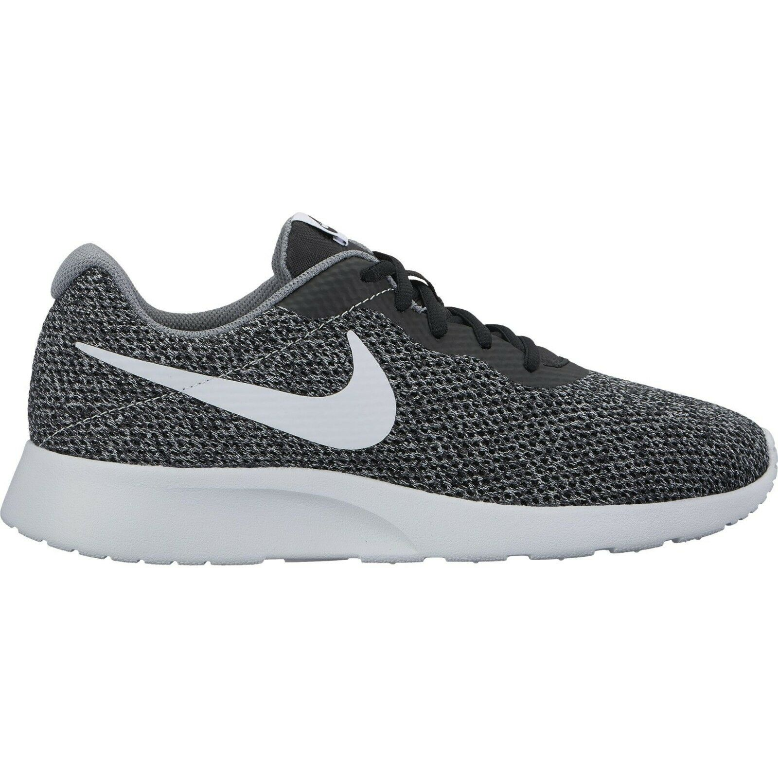 Nike Tanjun SE Black Pure Platinum Cool Grey Mens Running shoes