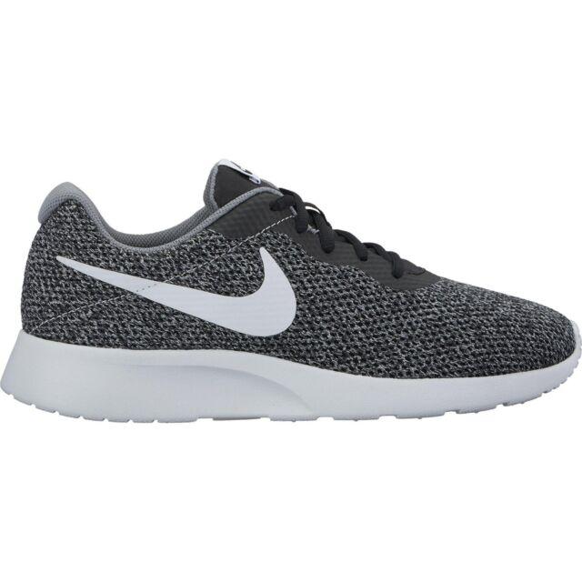 Nike Tanjun SE Black Pure Platinum//Cool Grey Mens Running Shoes