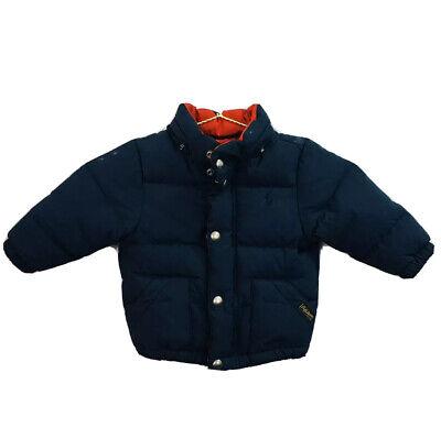 Polo Ralph Lauren (Baby Toddler Boy 18 Months) Navy Blue ...
