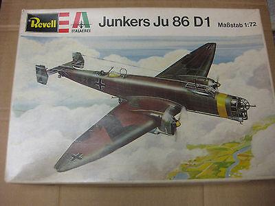 Revell  Junkers Ju 86 D1 - 1:72 - Italaerei Modell